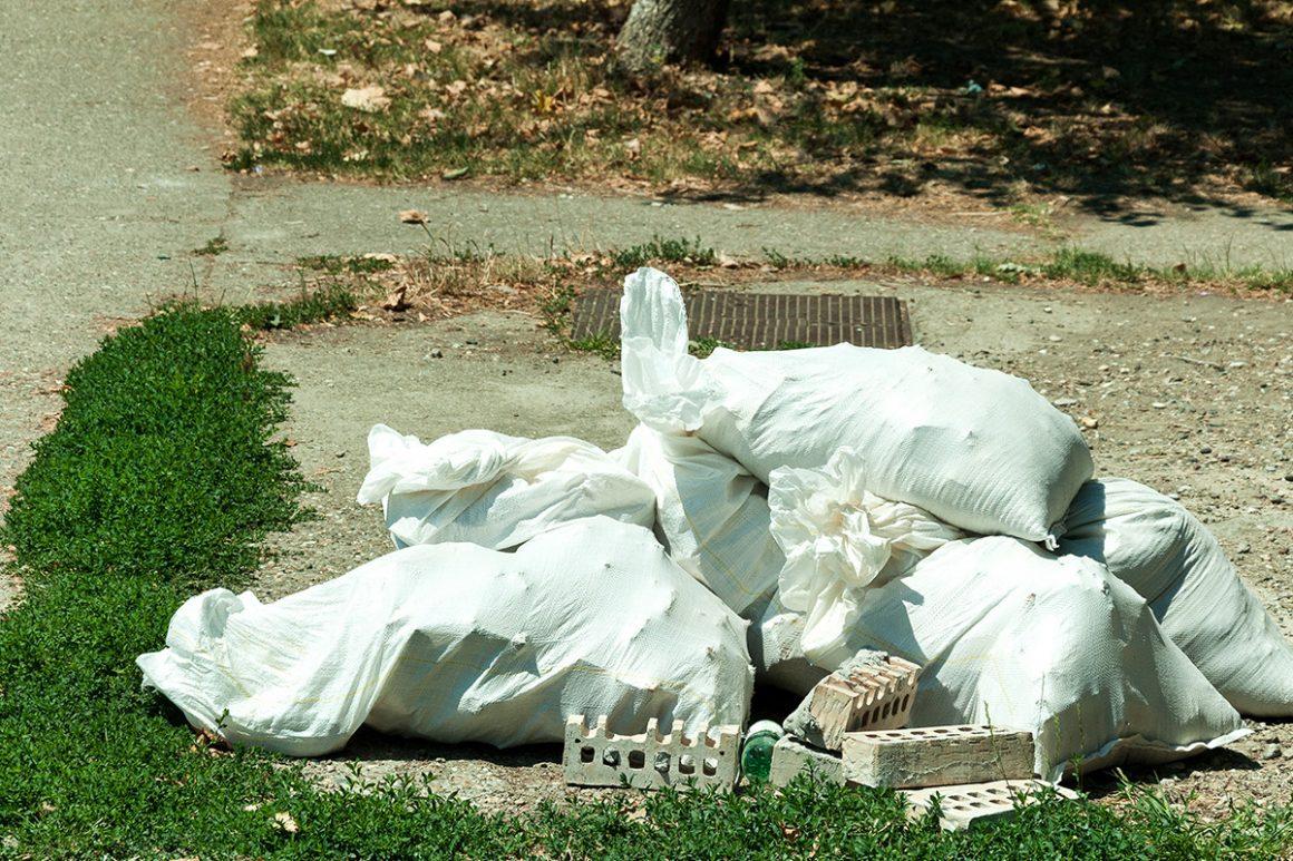 Deșeuri din construcții, ecologizare